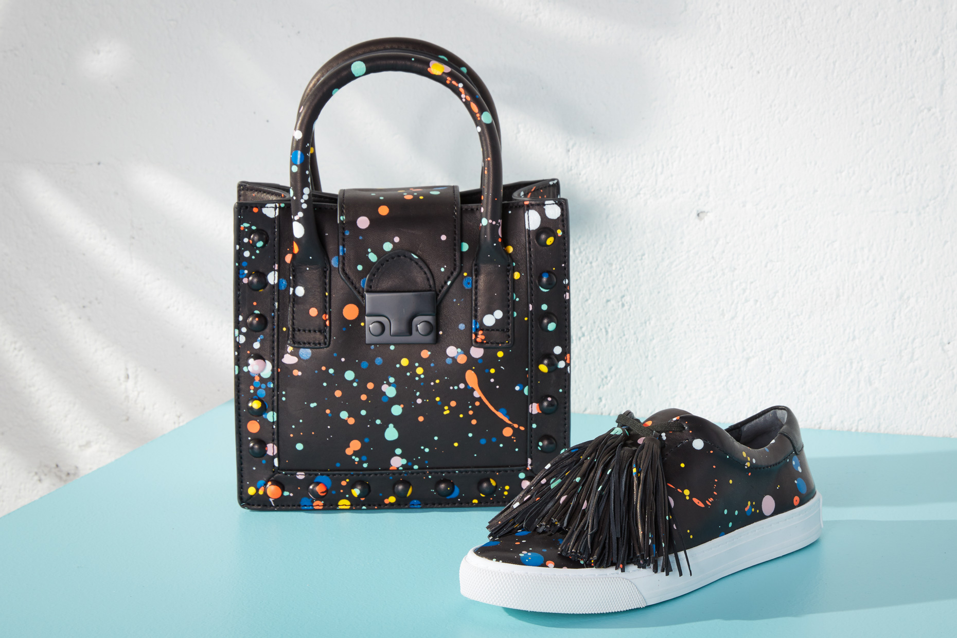 Bag_Sneakers_Tassels_Splatter_Paint
